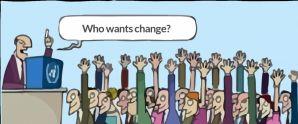 Fra forhindring til forandring