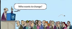al forandring er svær - kursus fra forhindring til forandring